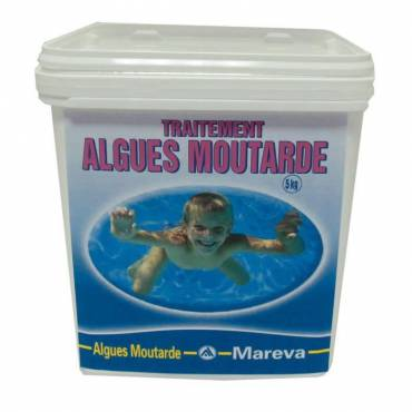 Mareva traitement algues moutarde
