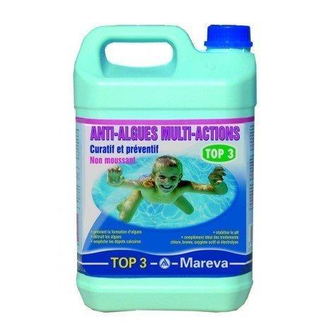 TOP 3 : un anti algues «presque» magique…..