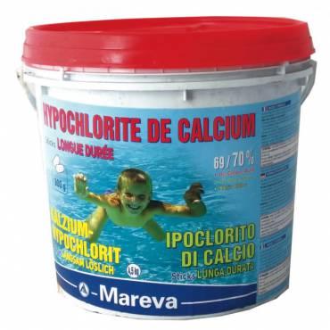 hypochlorite-de-calcium 4.5 kg mareva