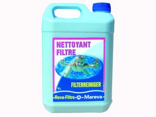 Nettoyant filtre  5 L MAREVA