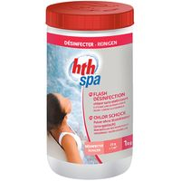 DESINFECTION FLASH SPA HTH BULLES DE REVES 90000 BELFORT