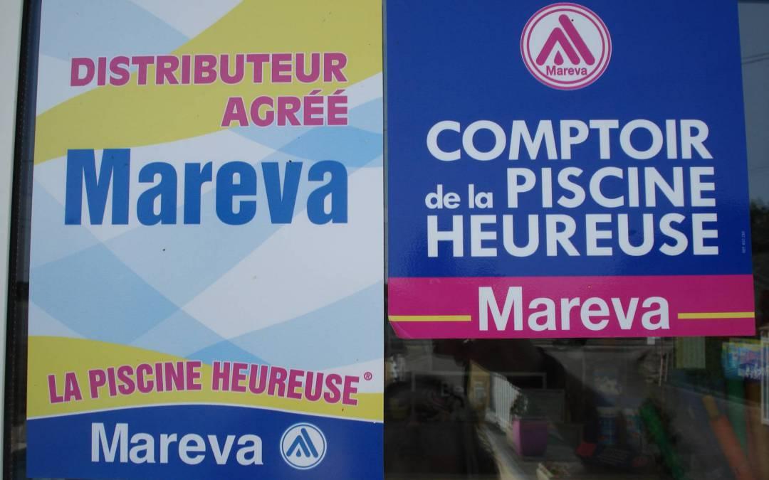 Revendeur agréé Mareva