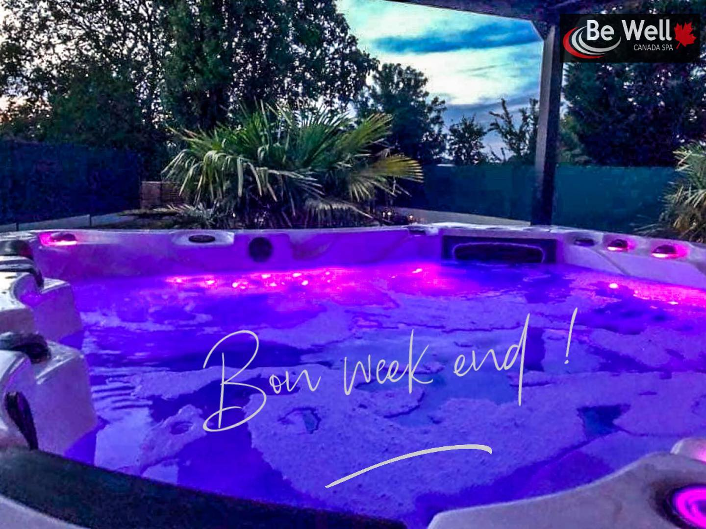 Be well canada Spa